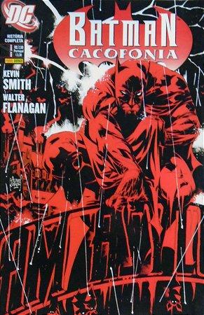 Panini Batman Cacofonia