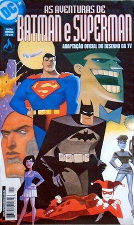 Mythos As Aventuras de Batman e Superman