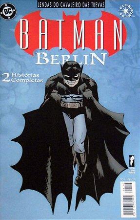 Opera Graphica Lendas do Cavaleiro das Trevas Batman Berlim