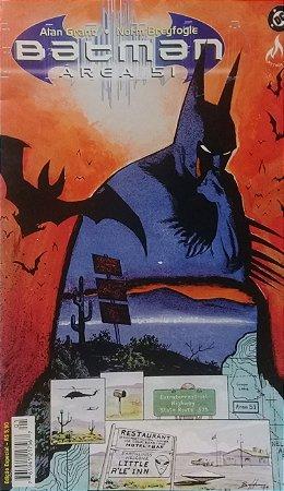 Mythos Batman Area 51