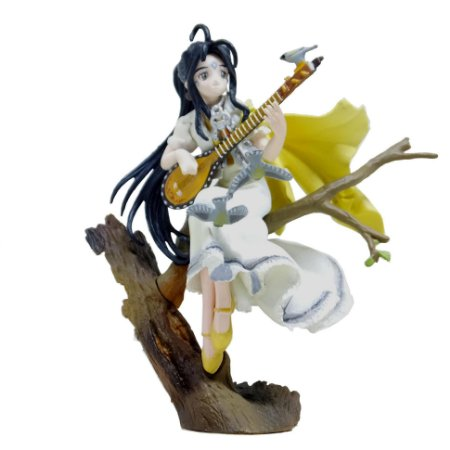 Kaiyodo X Afternoon Colaboration Vl.4 Ah! My Goddess Skuld Figure Raro