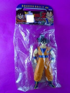 Banpresto 2003 Dragon Ball Z Son Goku Figure