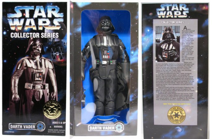 Kenner 1996 Star Wars Collector Series Darth Vader 30 Cm