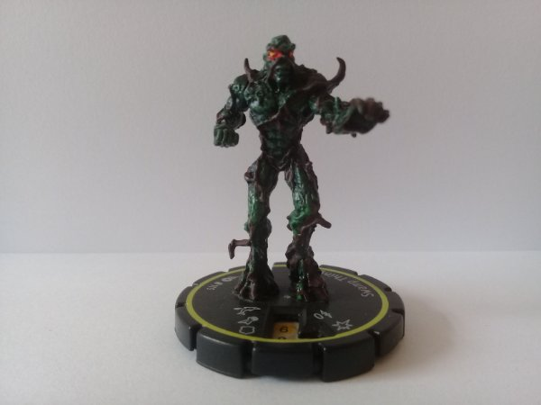Heroclix Swamp Thing #115