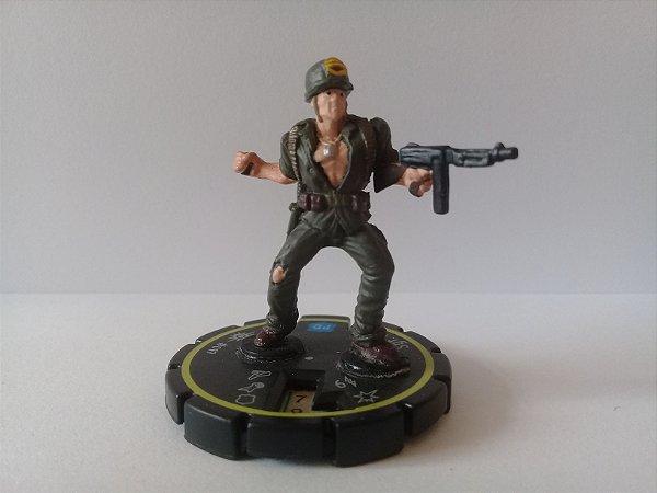 Heroclix Sgt. Rock #019