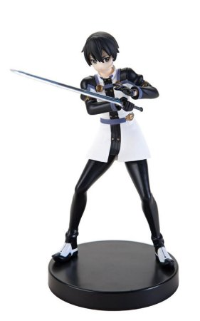 FuRyu Sword Art Online The Movie Ordinal Scale Kirito Special Figure