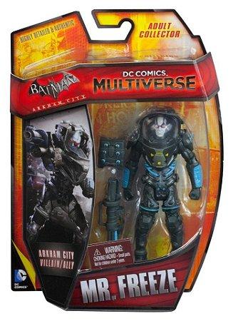 Mattel DC Multiverse Batman Arkham City Mr.Freeze