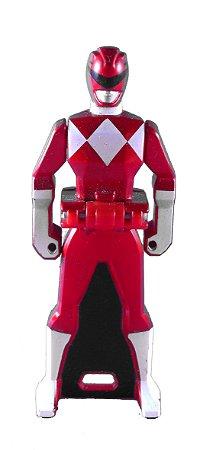 Bandai Gokaiger Ranger Key (tyranno Ranger) Ranger Vermelho