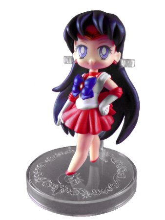 Banpresto 2014 Sailor Moon - Sailor Mars (Marte) Chibi SD