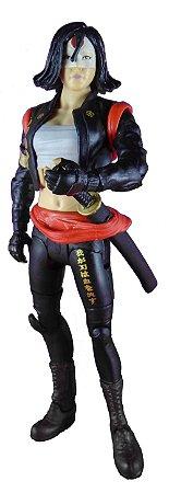Mattel DC Multiverse Suicide Squad Katana Loose