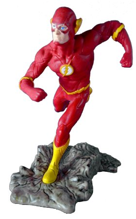 Schleich 2014 Justice League New 52 Flash Figure