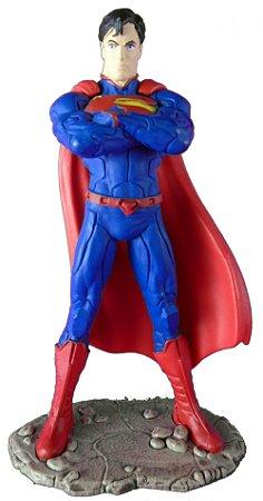 Schleich 2014 Justice League New 52 Superman (Super-Homem) Figure