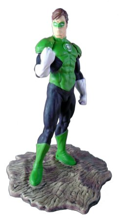 Schleich 2014 Justice League New 52 Green Lantern (Lanterna Verde) Figure