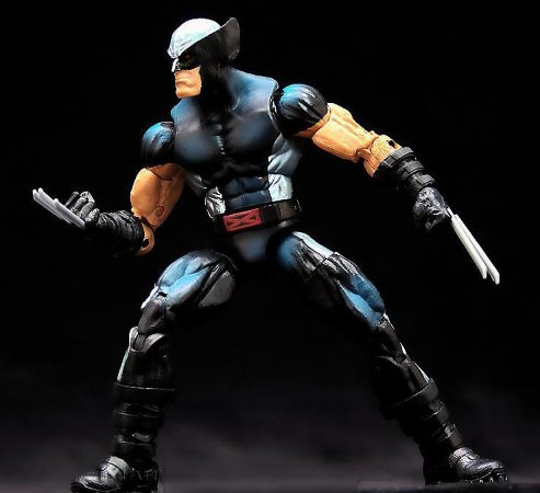 Marvel Legends Wolverine X-Force Hasbro