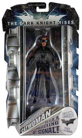 Mattel DC Batman TDKR Movie Masters Catwoman (Mulher-Gato) Vers. 1