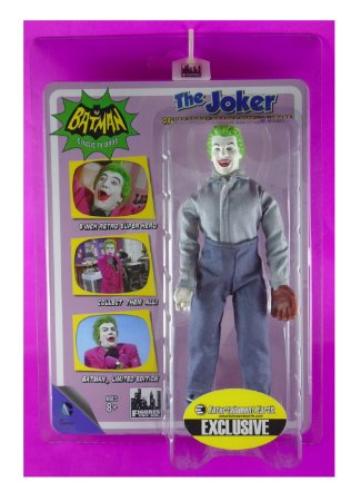 Figures Toy CO. DC Batman Classic Series The Joker Exclusivo Entertainment Earth