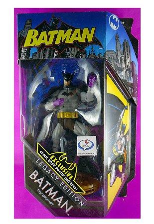 Mattel DC Universe Batman Legacy Edition
