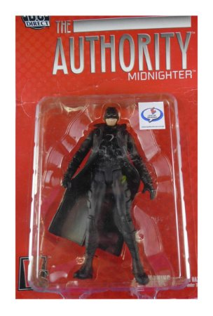 DC Direct The Authority Midnighter Figure Raro