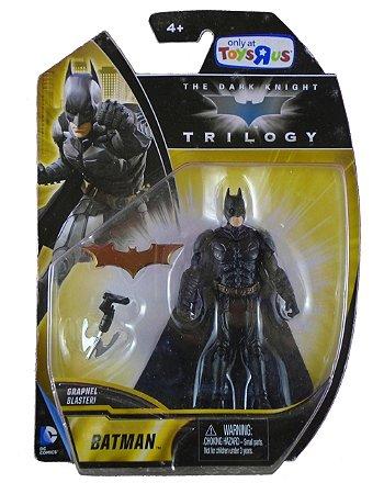 Mattel DC Batman TDKR Trilogy Exclusivo Toy R Us