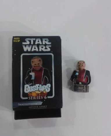 Snaggletooth - Mini Busto 6 Cm - Star Wars