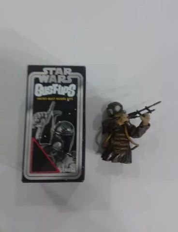 Zuckuss - Mini Busto 6 Cm - Star Wars