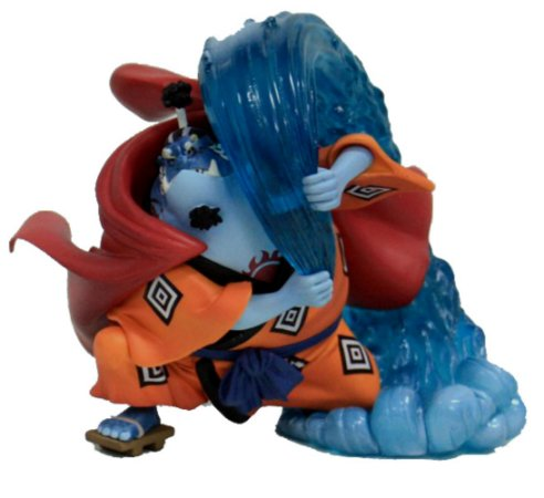 Banpresto One Piece Super Effect Shichibukai Vol.1 Jinbei