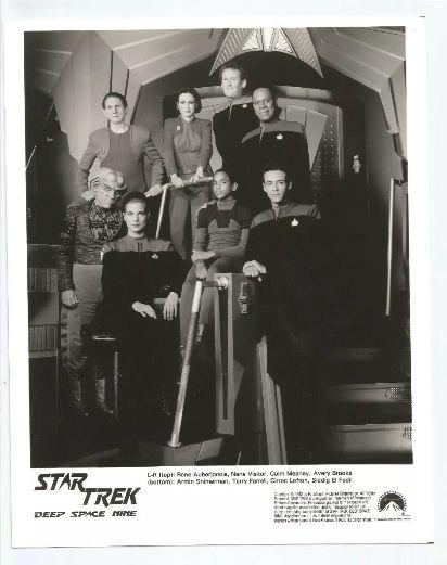 Lobby Card Star Trek Deep Space Nine