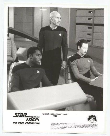 Lobby Card Star Trek The Next Generation - # 128