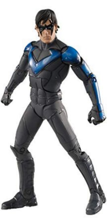 DC Universe Batman Arkham City Legacy Edition Nightwing (Asa Noturna)