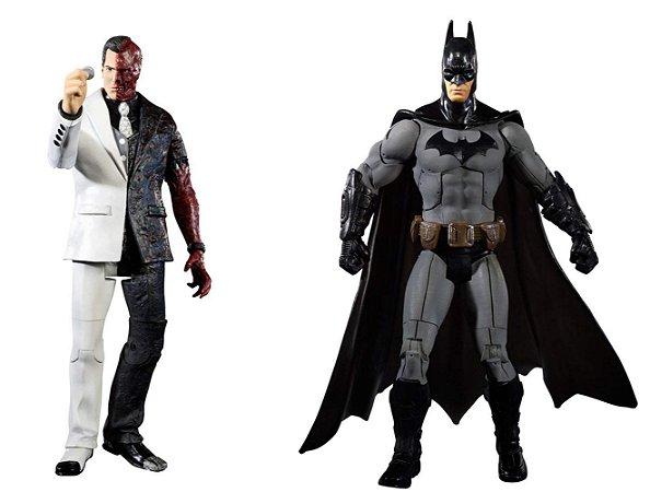 DC Universe Batman Arkham City Legacy Edition Two-Face