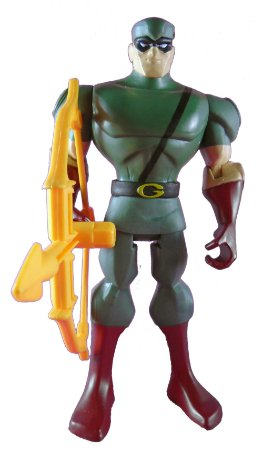 Mattel DC Batman Brave and Bold Arrow (Arqueiro Verde) Loose