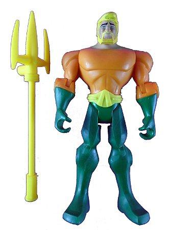 Mattel DC Batman Brave and Bold Aquaman Sea Spear Loose