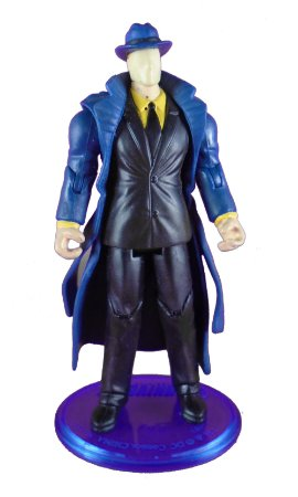 Mattel DC Universe Infinite Heroes The Question (Questão) Series 1 Figure 14 Loose