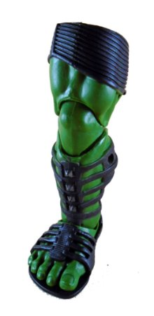 Hasbro Marvel Legends Baf Perna Direita Hulk Thor Ragnarock