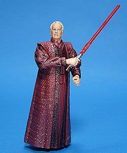 Star Wars - PALPATINE (Lightsaber Attack!) Revenge of the Sith