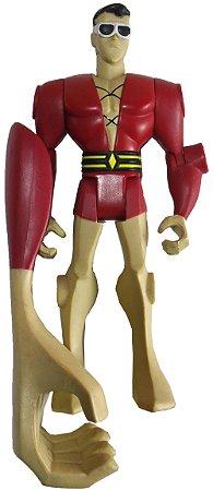 Mattel DC Batman Brave and Bold Plastic Man (Homem Borracha) Loose