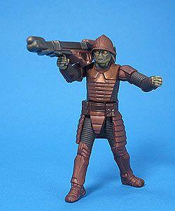 Star Wars - Neimoidian Warrior (Neimoidian Weapon Attack!) Revenge of the Sith