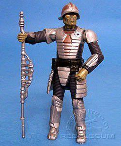 Star Wars - Neimoidian Commander (Separatist BodyGuard) Revenge of the Sith