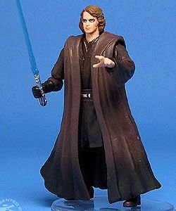 Star Wars - ANAKIN SKYWALKER (Slashing Attack!) Revenge of the Sith