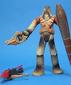 Star Wars - WOOKIEE WARRIOR (Wookiee Battle Bash!) Revenge of the Sith