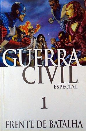 Guerra Civil Especial #1 Panini Comics