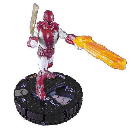 Heroclix Rocket Red JLA #035