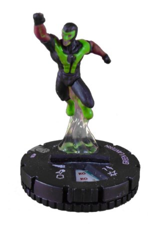 Heroclix Green lantern (Lanterna Verde) #036