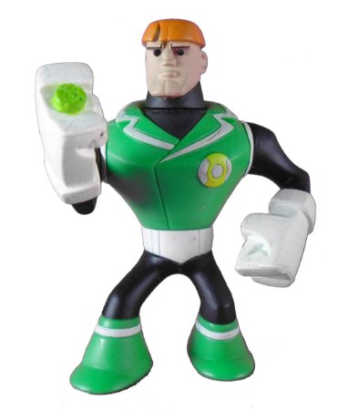 DC Universe Action League Lanterna Verde Guy Gardner Loose