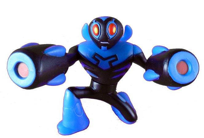 DC Universe Action League Blue Beetle (Besouro Azul) Loose