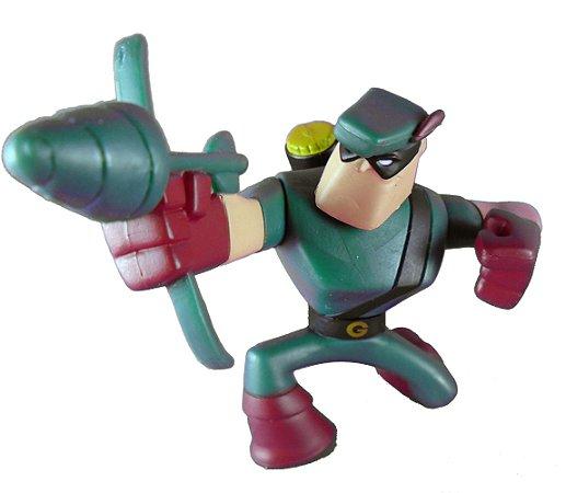 DC Universe Action League Arrow (Arqueiro Verde) Loose