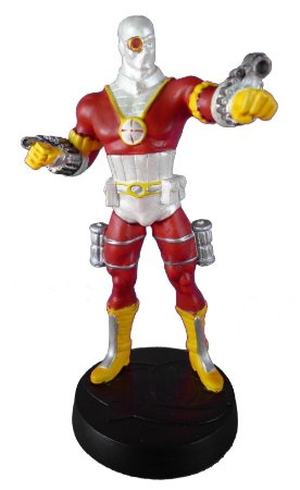 DC Super Hero Chess Figure Collection Deadshot Loose