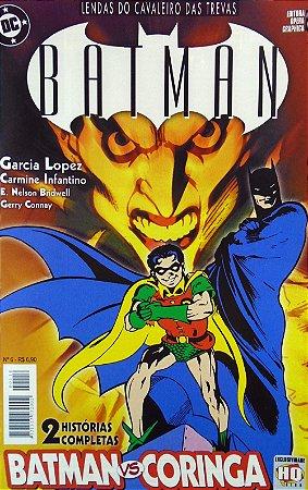 Opera Graphica Batman Lendas do Cavaleiro das Trevas #06