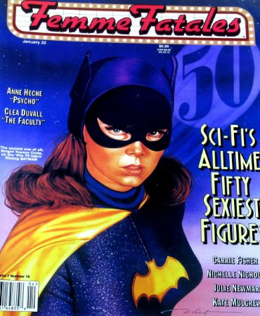 Femme Fatales Volume 7 #10 Com poster Importada