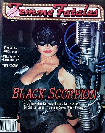Femme Fatales Volume 7 #16 Com poster Importada